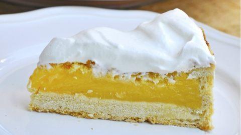Hétvégi kedvencünk: citrompite házilag