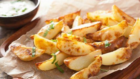 Tepsis krumpli Jamie módra