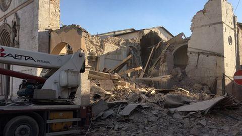 Földrengés Olaszországban: több ezer műemlék súlyosan megrongálódott