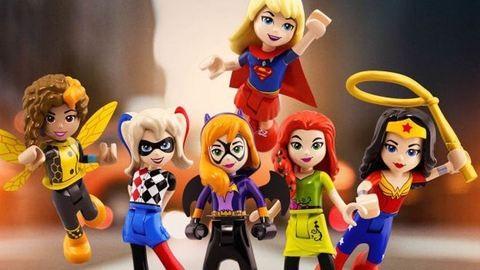 A LEGO új, szuperhős nőfigurákkal rukkol elő jövőre