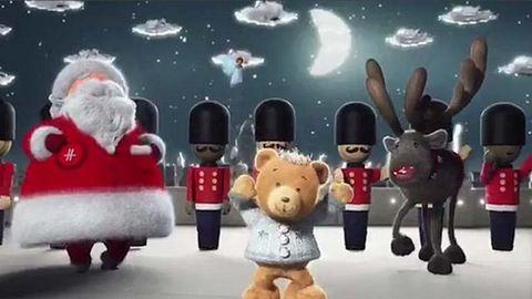 Már itt az első karácsonyi reklám, pedig még 7 hét van hátra karácsonyig!