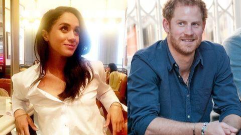 Esküvőre készül Harry herceg és amerikai barátnője, Meghan Markle