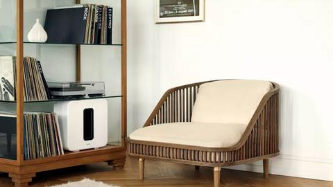 Ezt a fotelt csak zenehallgatásra tervezték
