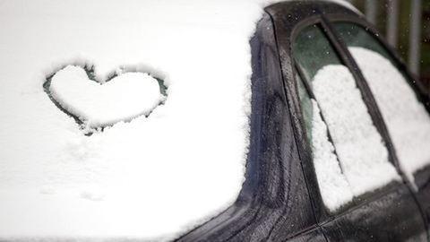Jön a hó: Kőszegen már havazott