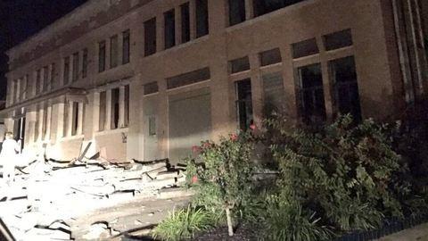 Ilyen volt a hétfő reggelre virradó földrengés – videó