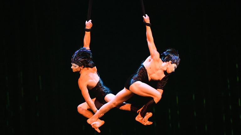 A Cirque du Soleil visszatér Budapestre Varekai előadásukkal