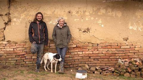 Angliából menekültek egy dunántúli parasztházba, és nagyon boldogok