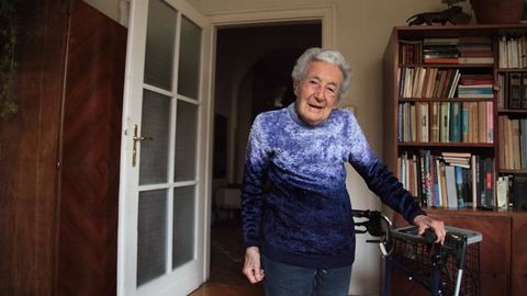 Engem itt felejtett a halál – idős nők túl a 100. életévükön