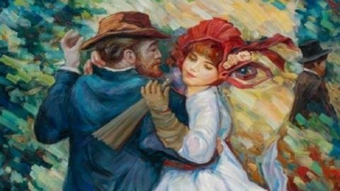 Ezekbe az illúziókeltő festményekbe belekáprázik majd a szemed