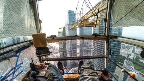 Elképesztő dolgokat látnak a dolgozók - fotók is készültek