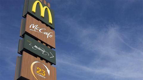 Milliókra perli Firenzét a McDonald's