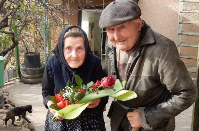 Rózsika néni és Karcsi bácsi 70 éve fogadtak örök hűséget egymásnak