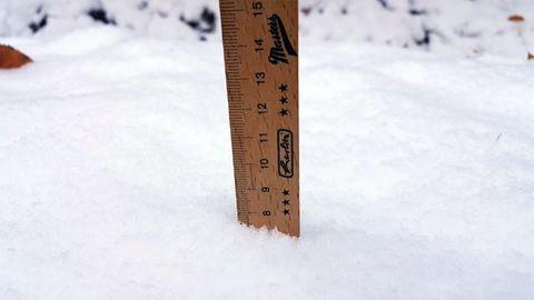 Ezek a mai havas fotók Magyarországon készültek