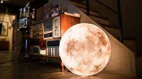 Készíts saját kezűleg gyönyörű holdlámpát!