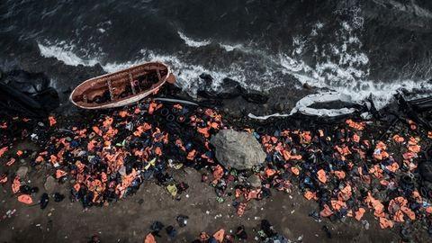 """Ezek Európa """"új"""" határai – fotók"""