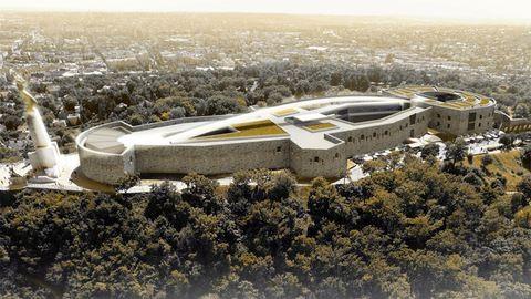 Elképesztő tervek a Citadella hasznosítására