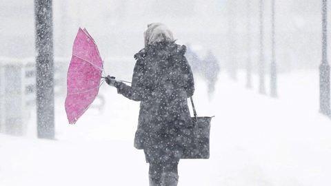 Riasztás a hétvégi hóesés miatt