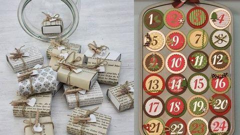 10 káprázatos adventi naptár