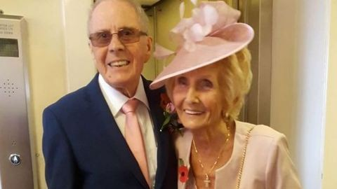 Eltiltották őket egymástól az eljegyzésük után, 65 évvel később házasodtak össze