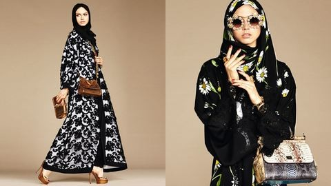 Fejkendő és bőrdzseki – muszlim nők a divatiparban