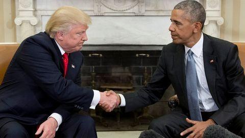 Donald Trump nem kér a Fehér Házból