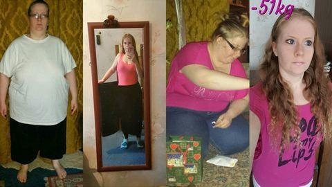 Már a szobájából sem mozdult ki a 116 kilós Timi, most 61 kiló