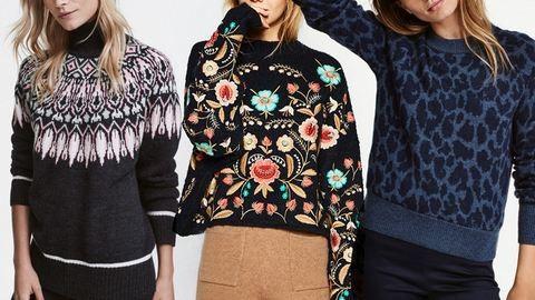 9 trendi pulóver, amiben télen is tündökölhetsz