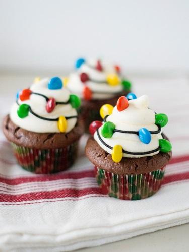 Szuperegyszerű süti recept: karácsonyi csokis muffin