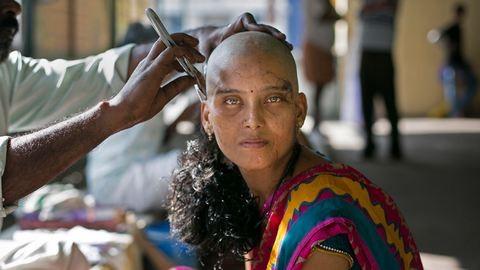 Ők azok a nők, akik haját viseled