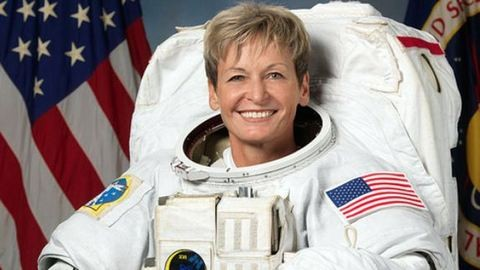 Az űrben ünnepli születésnapját a világrekorder űrhajósnő