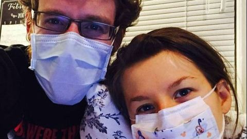 Saját férjére is allergiás a 29 éves nő