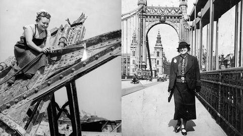 Budapest legkecsesebb hídját felrobbantották, de nem tudták elpusztítani