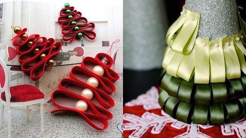 Szuper DIY karácsonyfadíszek, amiket egy ovissal is elkészíthetsz