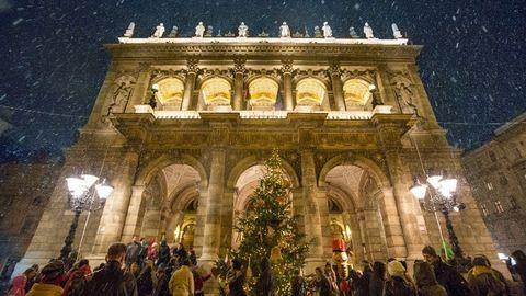 Advent 2016 – Ismét megrendezik a Diótörő-fesztivált az Operaháznál