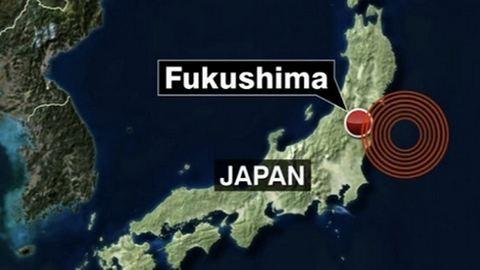 Egyméteres cunami követte a földrengést Japánban