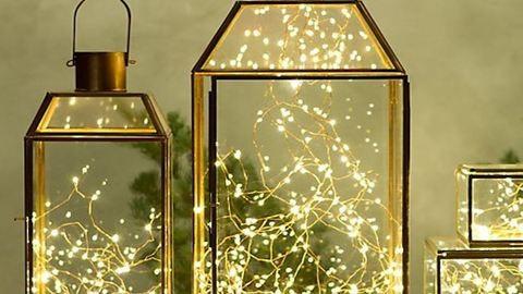 8 dekoráció karácsonyi égősorból, amit egész évben használhatsz
