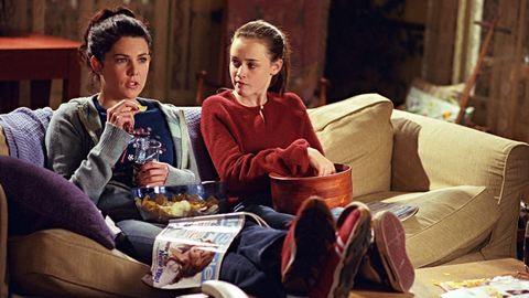 Gilmore-diéta: végre visszatérnek a junkfood királynői