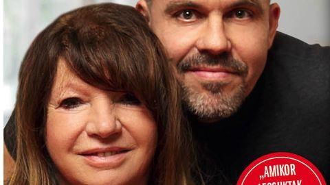 Zalatnay Cini újra együtt van a volt férjével