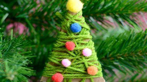 Most figyelj! Ez a legegyszerűbb karácsonyfadísz