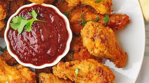 Álommeló: rántott csirkét kell enni, és még fizetnek is érte!