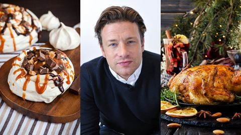 Ünnepi menü Jamie Olivertől