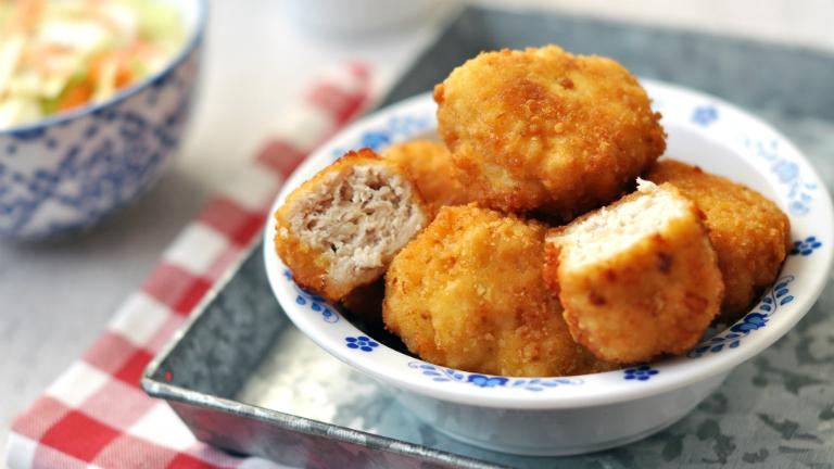 Csirke nuggets házilag - jobb, mint a gyorsétteremben!