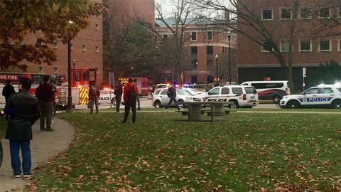 Egyetemi lövöldözés volt Ohióban - frissítve