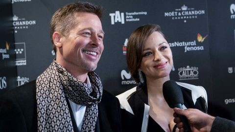 Filmes marketingtrükk, pletyka vagy valóság a Brad Pitt–Marion Cotillard románc?