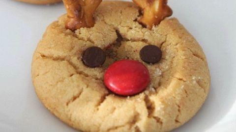 Lepd meg a gyerkőcöket imádni való, rénszarvasos sütikkel!