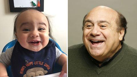 10 kisbaba, aki kiköpött híresség – vicces fotók
