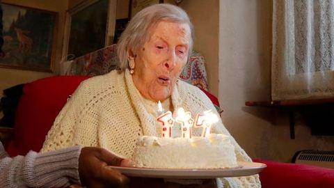 117. születésnapját ünnepelte a világ legidősebb asszonya