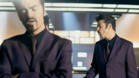 George Michael visszatért az exéhez