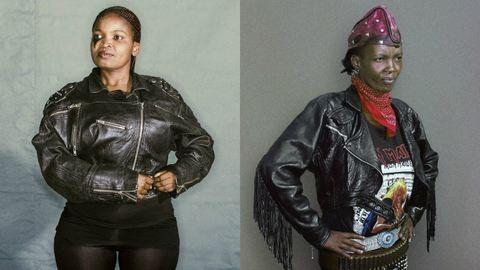 Nézd meg azokat az anyukákat, akik néha kőkemény rockernek öltöznek!