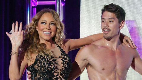 Ez a 33 éves selyemfiú a 46 éves Mariah Carey szeretője
